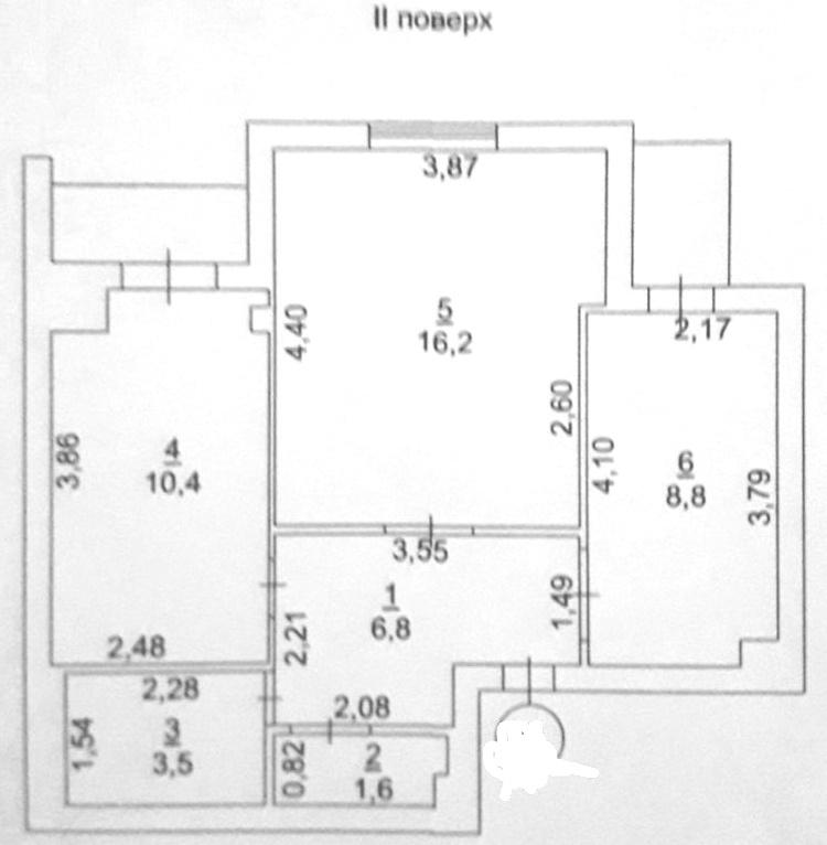продажа двухкомнатной квартиры номер A-148848 в Авангарде, фото номер 4